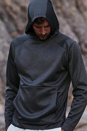Sweat respirant capuche Tee Jays 210_54 2019