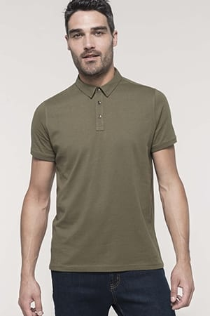 Polo jersey manches courtes homme Kariban K262 2019