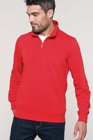 Sweat-shirt col zippé Kariban K487 2019